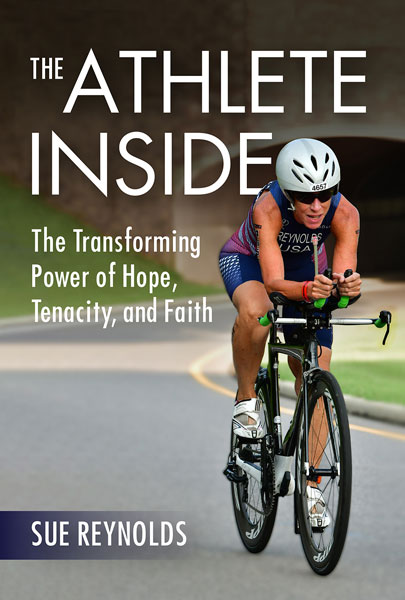 The Athlete Inside Book Cover